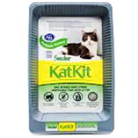 Litière à Chat KatKit Parfumée Jetable