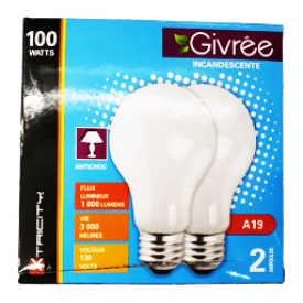 Lumière 2x 100 Watts