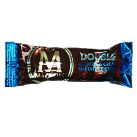 Magnum Double Biscuits et Crème