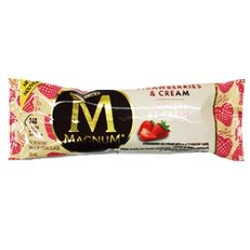 Magnum Fraises et Crème