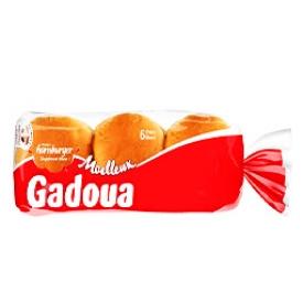 Pain Gadoua Hamberger