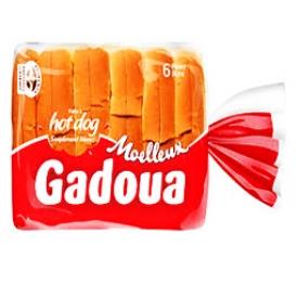 Pain Gadoua Hot Dog