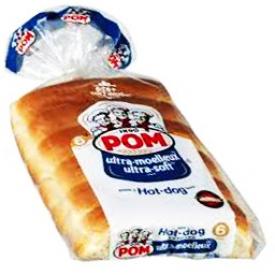 Pain Pom Hot Dog 6