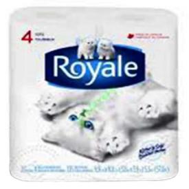 Papier Toilette Royale 4 Rouleaux