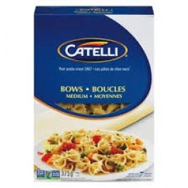 Pâte Catelli Boucles Moyennes 375g