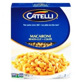 Pâte Catelli Macaroni 600g