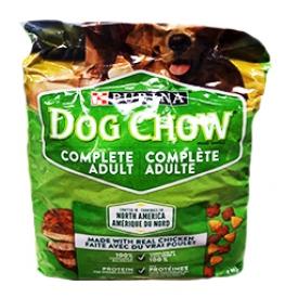 Purina Dog Chow Faite avec du Vrais Poulet