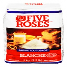 Sac de Farine Five Roses Blanche 1kg