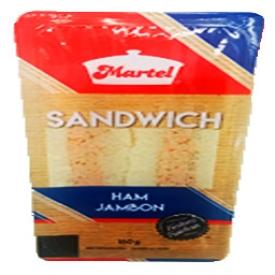 Sandwich aux Jambon Martel