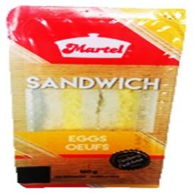 Sandwich aux Oeuf