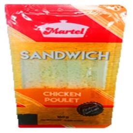 Sandwich aux Poulet Martel
