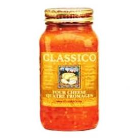 Sauce Classico Quatre Fromage