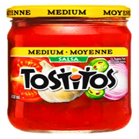 Trempette Tostitos Salsa Moyenne Piquante