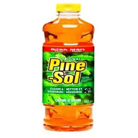 Savon Nettoyant Pine-Sol au Parfum Original Désinfecte et Tue 99 % des Germes