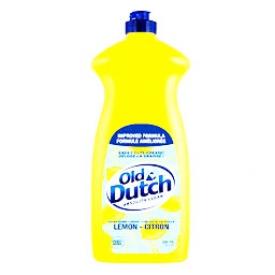 Savon à Vaisselle Old Dutch aux Citron Bouteille 950 mL