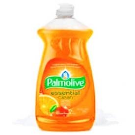 Savon à Vaisselle Palmolive à l'Orange Bouteille 828 mL