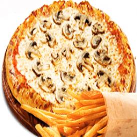 """Trio Pizza Champignon 12"""""""