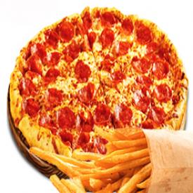 """Trio Pizza Pepperoni 12"""""""