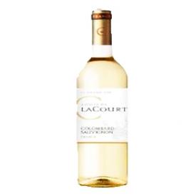 Vin Blanc Louis de LaCourt De France