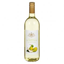 Vin Blanc Marquis de Méricourt Délice de Poire 1L