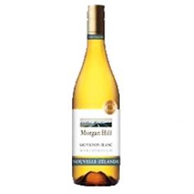 Vin Blanc Morgan Hill Sauvignon Marlborough Nouvelle-Zélande