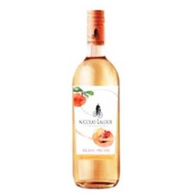 Vin Blanc Nicolas Laloux aux Pêche