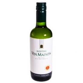Vin Blanc Notre Vin Maison