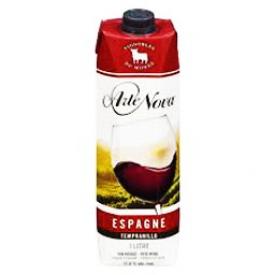 Vin Rouge Arte Nova Espagne 1L