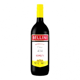 Vin Rouge Bellini Moitie 434 1L