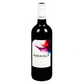 Vin Rouge Maravilla Espagne 750 mL