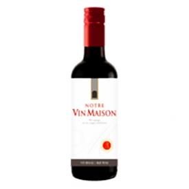 Vin Rouge Notre Vin Maison du Canada 1L