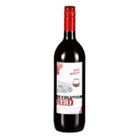 Vin Rouge Revolution Red Généreux 1L