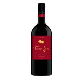 Vin Rouge Toro Loco Tempranillo 1L