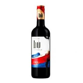 Vin rouge BU d'Espagne