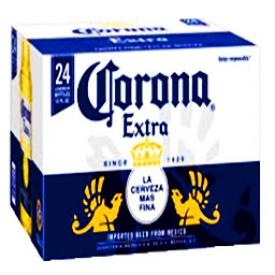 Bière Corona 4.6%alc 24 Bouteilles 330mL