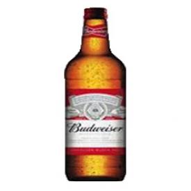 Bière Budweiser Bouteille 1.18L