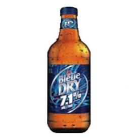 Bière Labatt Bleue Dry 7.1%alc Bouteille 1.18L