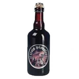Bière Brune Trois Pistoles 9%alc Bouteille 750 mL