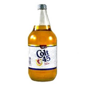 Bière Colt 45 8%alc Bouteille