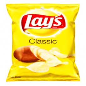 Chips Lays Classic 180g